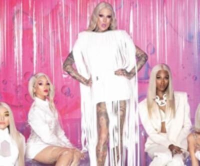 Jeffree Star'a Hakan'dan elbise