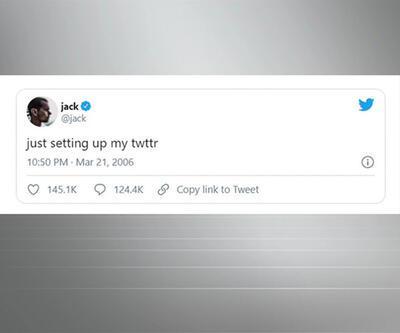 Twitter'daki ilk tweet açık artırmada satıldı