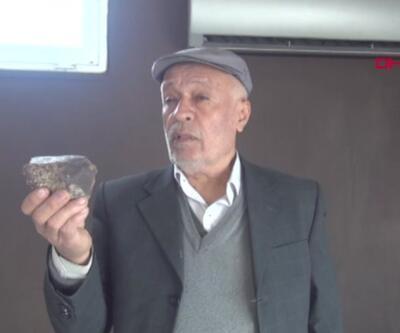 Türkiye'deki 16 gök taşından biri
