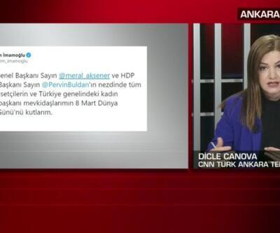 Millet İttifakı'nda İmamoğlu'nun paylaşımına tepkiler | Özel Haber