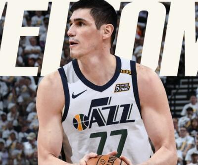 Ersan İlyasova Utah Jazz'da