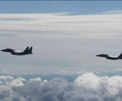 6 adet F-15 uçağı hafta sonu Suda Üssü'ne inecek!