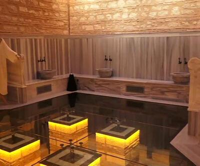 Selimiye Hamamı restore edildi