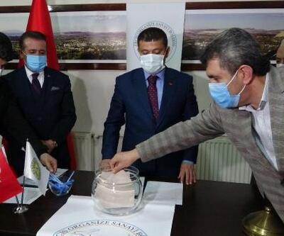 Erciş OSB'nin yer tahsis kuraları çekildi