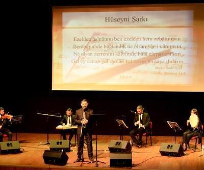 İstiklal Marşı'nın Kabulü ve Mehmet Akif Ersoy'u anma günü özel konseri gerçekleştirildi