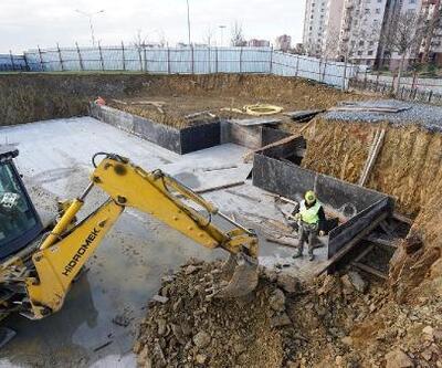 Hayırseverlerin desteğiyle Başakşehir'e cami ve taziye evi yapılıyor