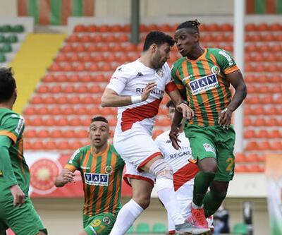 Aytemiz Alanyaspor - Fraport TAV Antalyaspor: 4-0