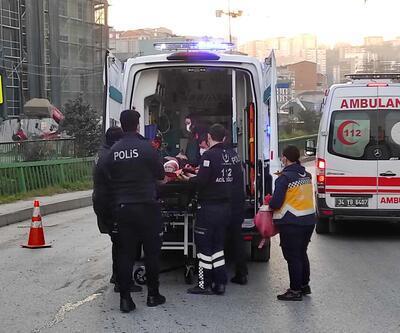 Kağıthane'de silahlı saldırı: 2 yaralı