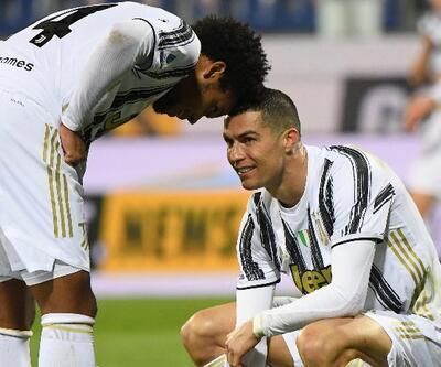 Cristiano Ronaldo Cagliari'ye patladı