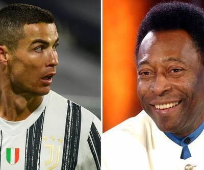 Pele, Ronaldo'nun gol rekoru kabul etti