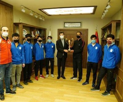 Erbaa Belediyesi kros takımı Türkiye ikincisi oldu