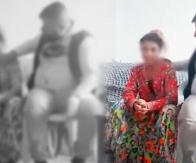 Sosyal medyada büyük tepki çekmişti... Baba gözaltında, kızı koruma altında