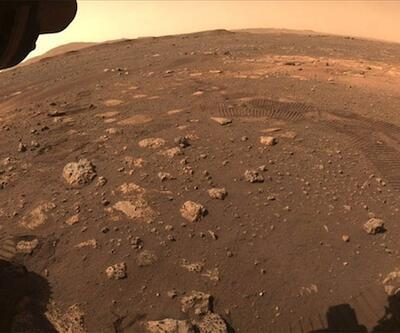 Mars'ın 'kayıp suyu' yüzeyin altına gömüldü