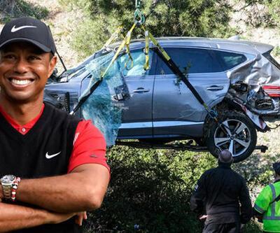 ABD'li golfçü Tiger Woods taburcu edildi