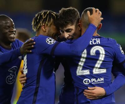 Chelsea 2-0 Atletico Madrid MAÇ ÖZETİ