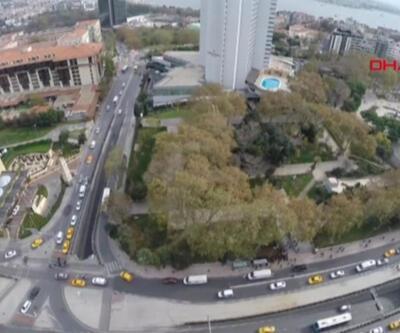 Taksim'deki Gezi Parkı devredildi
