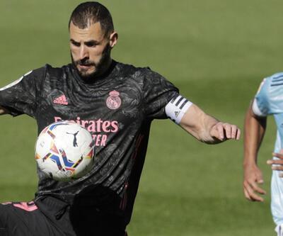 Celta Vigo - Real Madrid: 1-3