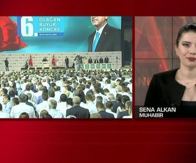 AK Parti'de Çarşamba Büyük Kongre toplanacak... Ayrıntıları Sena Alkan aktardı