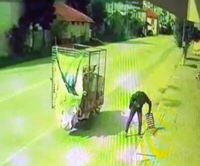 Kasa ve mazgal hırsızları yakalandı
