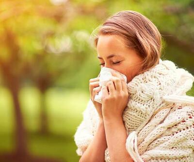 Bahar aylarında saman nezlesine dikkat! Akciğerlere etki edebilir