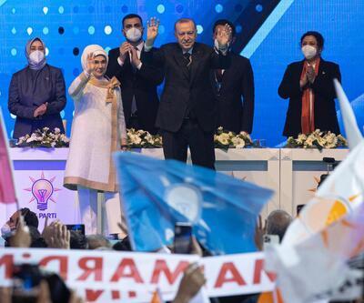 Fotoğraflarla AK Parti'nin 7'nci Olağan Büyük Kongresi