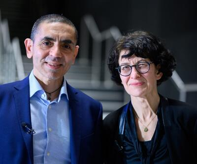"""BioNTech kurucuları Özlem Türeci ve Uğur Şahin açıkladı: """"İnsan ömrü uzatılabilir"""""""