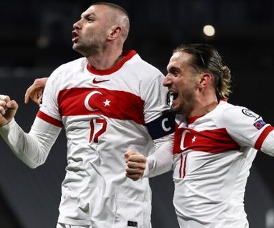 Türkiye 4-2 Hollanda MAÇ ÖZETİ