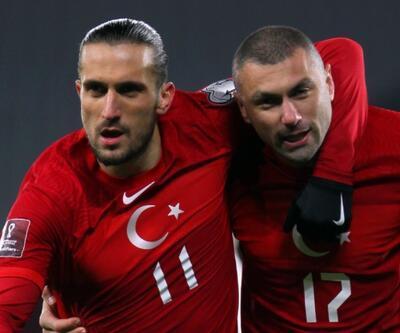 Türkiye 3-3 Letonya MAÇ ÖZETİ