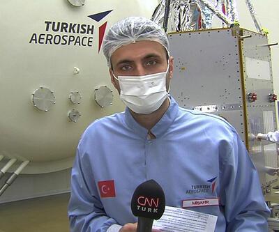Türkiye'nin ilk yüksek çözünürlüklü uydusu: İmece