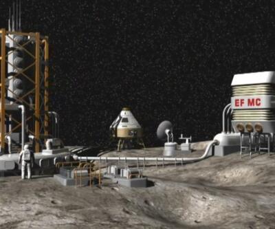 NASA'dan uzay madenciliği adımı