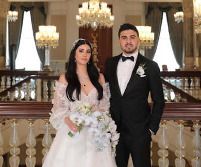 Ozan Tufan'ın düğün dansı olay oldu!