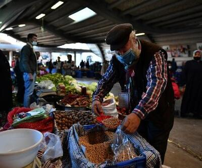 Osmangazi'de hafta sonu kurulan pazarlar hafta içine alındı