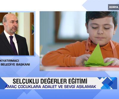 Konya Selçuklu'da belediye okul dışı eğitim veriyor