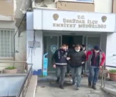 Üsküdar'da ağaç kesen 6 kişi gözaltına alındı