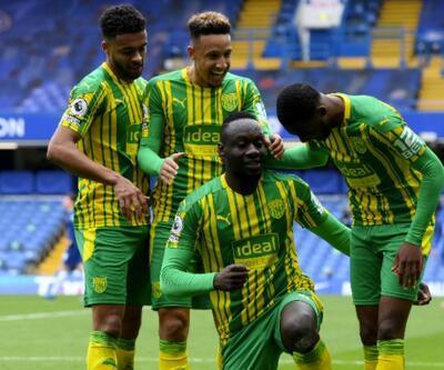 Chelsea 2-5 West Bromwich MAÇ ÖZETİ