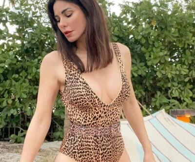 Defne Samyeli'nin Miami pozları sosyal medyada büyük yankı uyandırdı