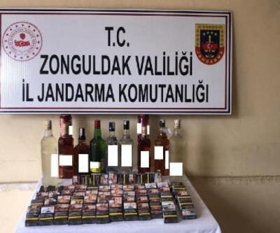 Büfeden hırsızlık yapan 3 kişi tutuklandı