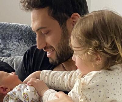 Hakan Çalhanoğlu ikinci kez baba oldu