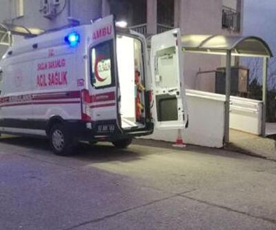 Hırsızlık şüphelisi, sağlık kontrolünde hastanenin 3'üncü katından atladı