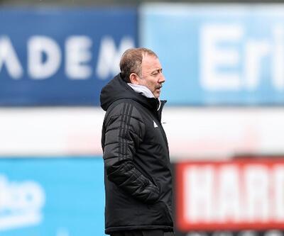 Son dakika... Sergen Yalçın: İlk yarım saatte gol bulmalıyız!