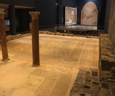 Türkiye'nin mozaik eserleri göz kamaştırıyor