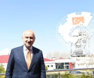 Bakan Karaismailoğlu: Türksat 5A, yolculuğunun 4'te 3'ünü tamamladı