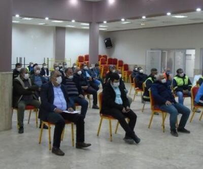 Belediye personeline 'sıfır atık' eğitimi