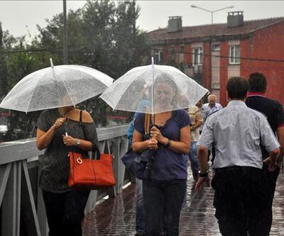 Bugün hava nasıl olacak? 8 Nisan 2021 İstanbul, Ankara, İzmir hava durumu: Soğuk ve yağış uyarısı!