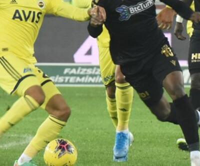 Yeni Malatya, Fenerbahçe'yi ağırlıyor
