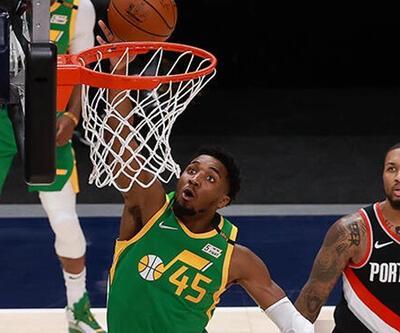 Utah Jazz serisini 23 maça yükseltti!