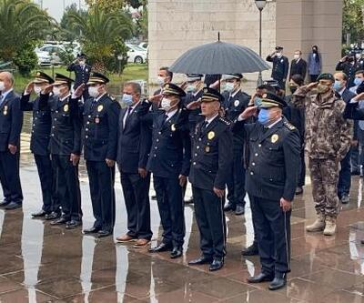 Osmaniye'de Polis Haftası kutlandı