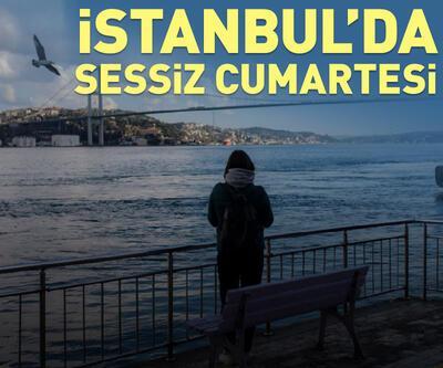 İstanbul'da sessiz cumartesi