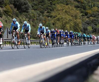 Türkiye Bisiklet Turu'nun bir etabı iptal edildi