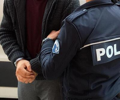 Terör şüphelisi Mersin'de gözaltına alınıp tutuklandı